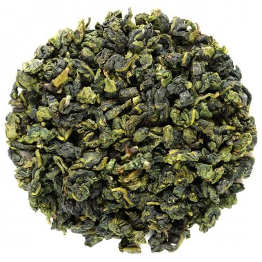 Te Guanin oolong isolated