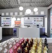 Fotografie luxury perfume store