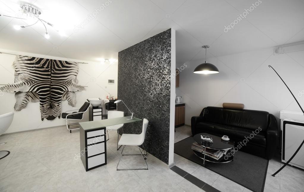 Interieur des modernen Beauty-salon — Stockfoto © fiphoto #54067203