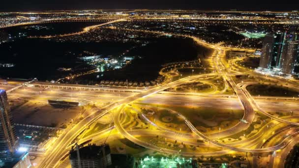 Dubaj silničního provozu