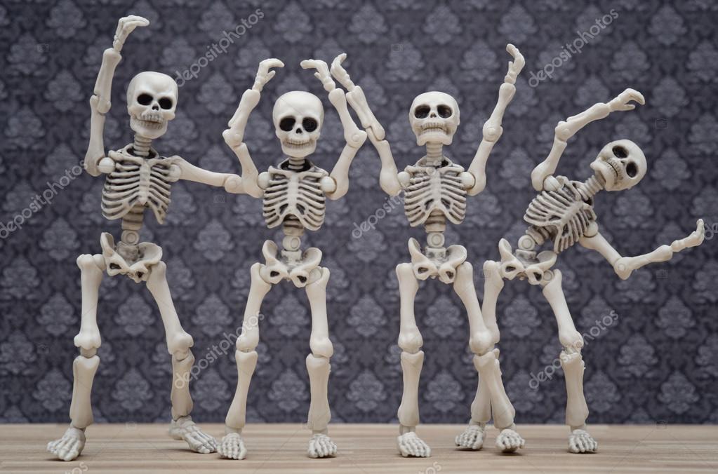 4ed7f8b30f A csontvázak szerelem — Stock Fotó © ocipalla #122261766