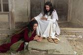 Fotografie Maria von Bethanien Salbung Jesu