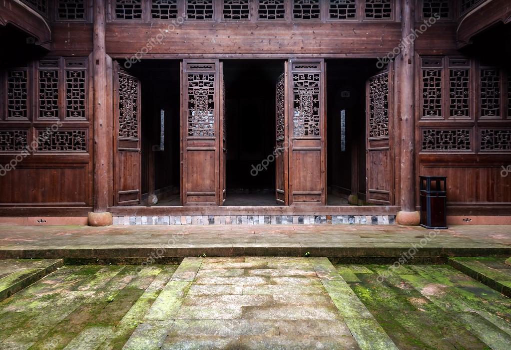 Case Tradizionali Cinesi : Case cinesi tradizionali u2014 foto stock © gyn9037 #111167634