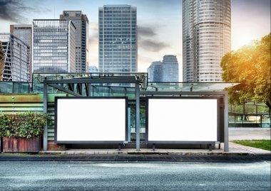 Roadside billboards