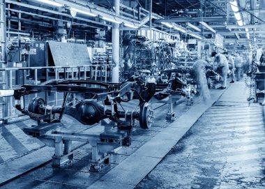 Auto Production Line