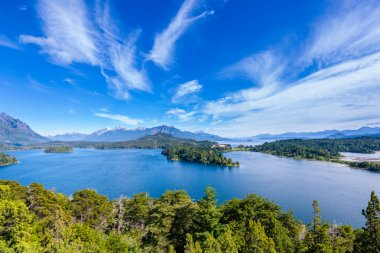 Nahuel Huapi lake, San Carlos de Bariloche (Argentina)