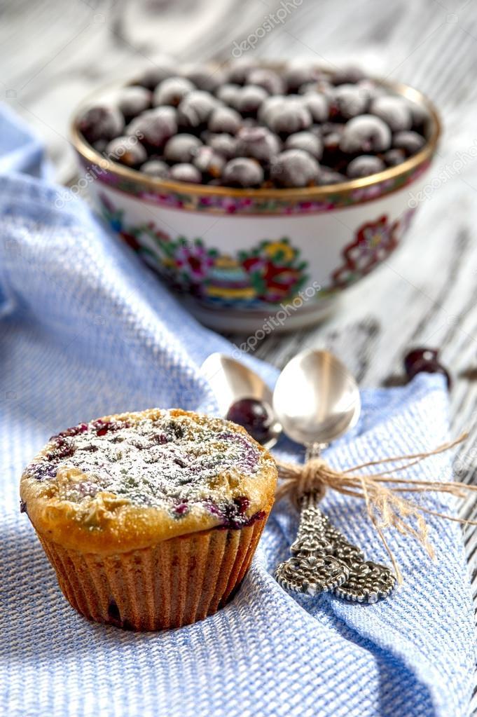 muffin i kopp