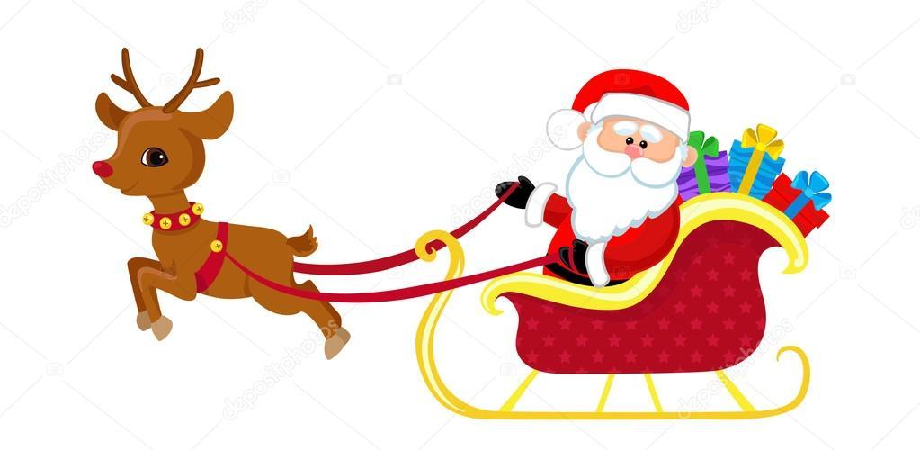 Imágenes: Trineo Santa Claus