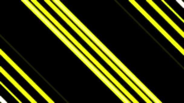 Vysoké energetické Žlutý proužek diagonální pozadí smyčky