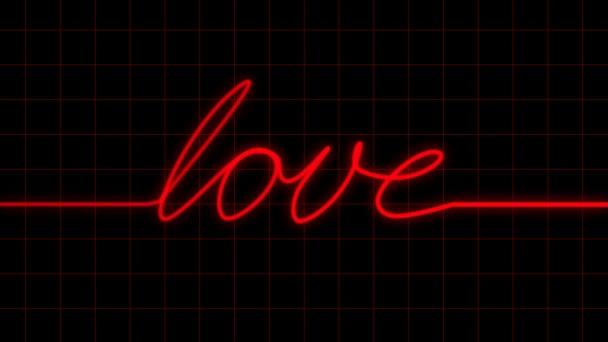 Prezenční signál na Ekg kouzla lásky