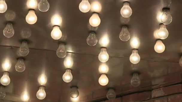 Honí Marquee žárovky