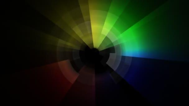 Tavolozza di colori rotante Multi