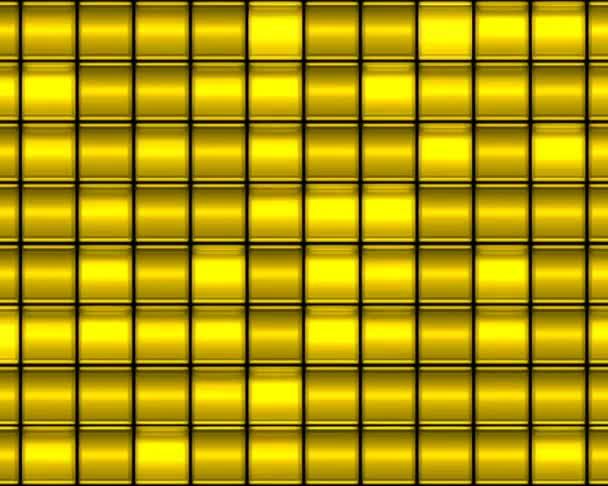 Arany csillogó négyzetek