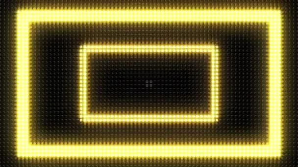helle Glühbirne Rechtecke Schleife