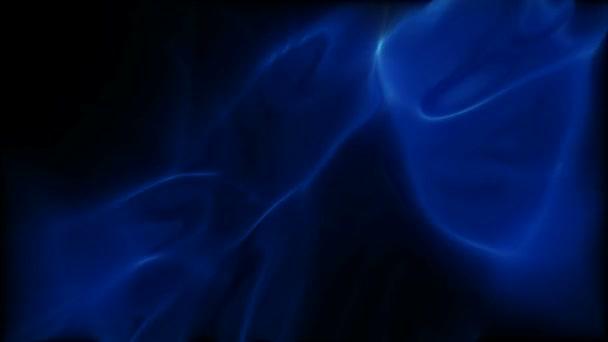 astratto blu liquido