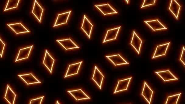 Rotující klubu kaleidoskop