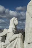 Fotografie Cerro de los Angeles, Madrid