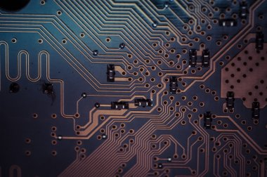 Circuit, Motherboard, computer  background