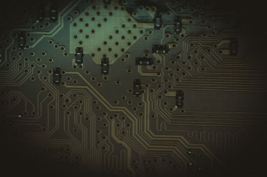 Micro, Motherboard, computer  background