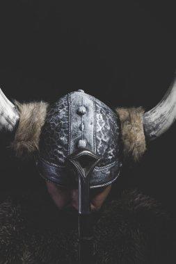 warrior with a huge sword