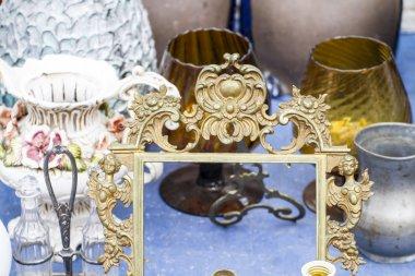 Lot of antiques