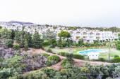 Fotografie Architecture of Apartments in Marbella
