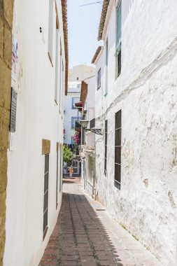Traditional Andalusian streets
