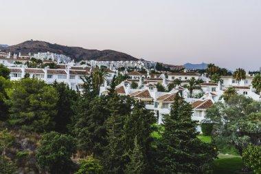 Architecture of Apartments in Marbella