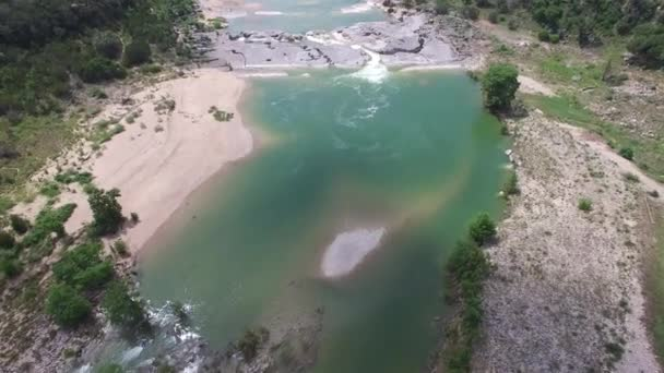 Antenne des Pedernales Falls