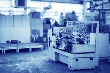 industrial equipment machinery