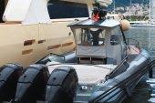 Fotografie Motor yacht