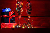 Fotografie vánoční ozdoby
