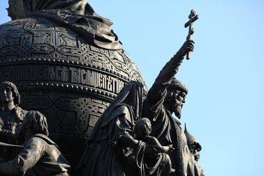 Millennium of Russia  in Novgorod