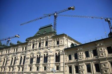 Restoration of  old house