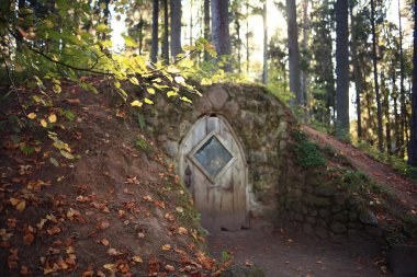 Hobbit house grotto
