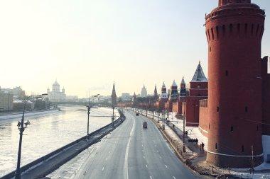 Moscow Kremlin panorama