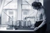 Építészeti adatbázismodell-projekt