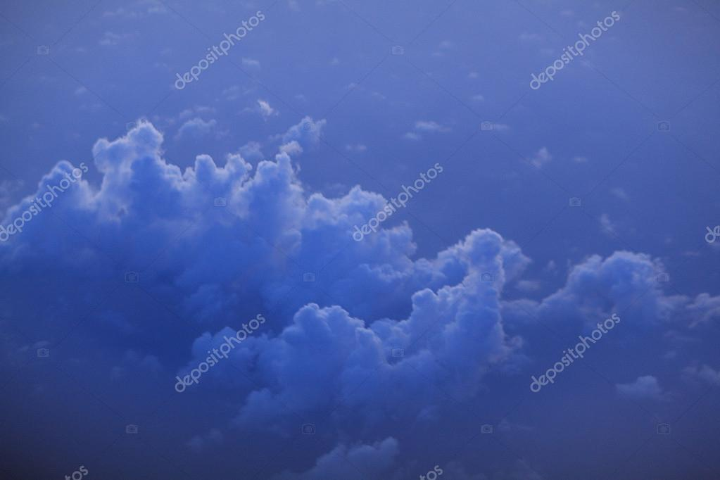 background sky with clouds at sunrise