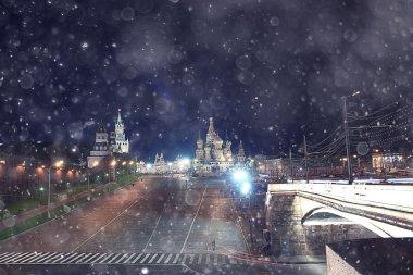 night city traffic lights