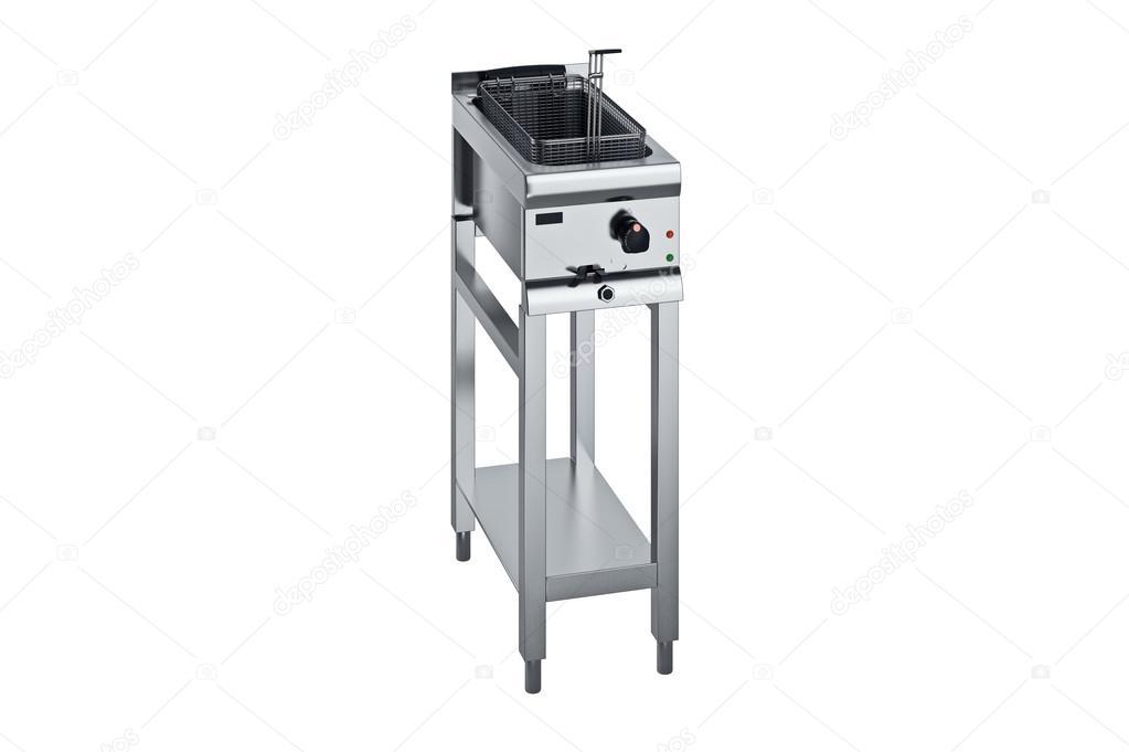 Outdoor Küche Mit Friteuse : Küche ausstattung friteuse u stockfoto artyustudio