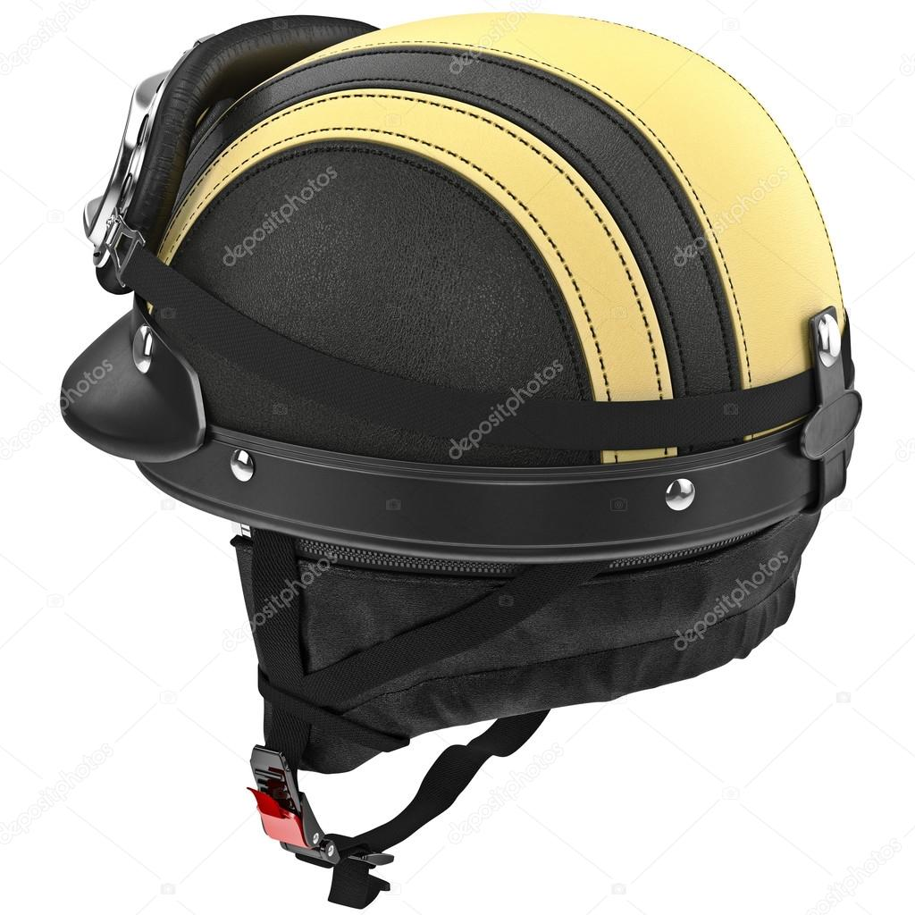 oreilles de protection en cuir pour casque de moto avec. Black Bedroom Furniture Sets. Home Design Ideas