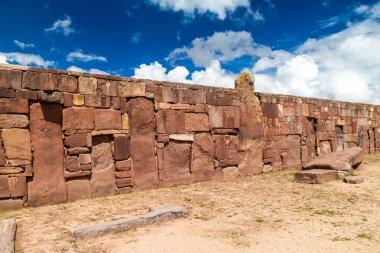 Ruins of Tiwanaku, Bolivia