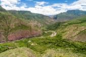 Kaňon řeky Chicamocha