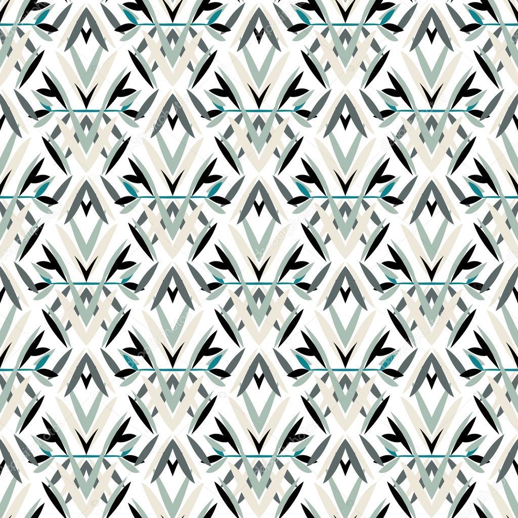 patrón de estilo Art deco — Vector de stock © tukkki #112462384