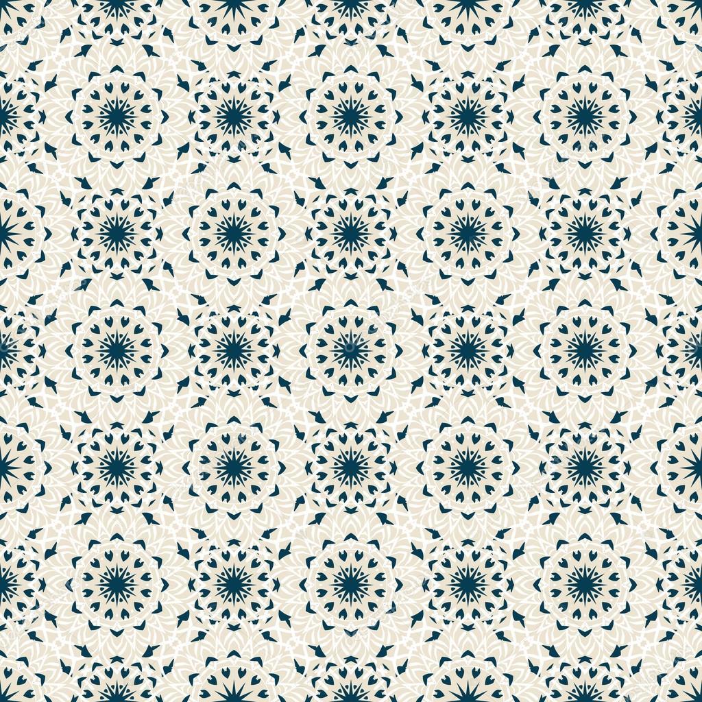 patrón de grandes flores abstractas — Archivo Imágenes Vectoriales ...