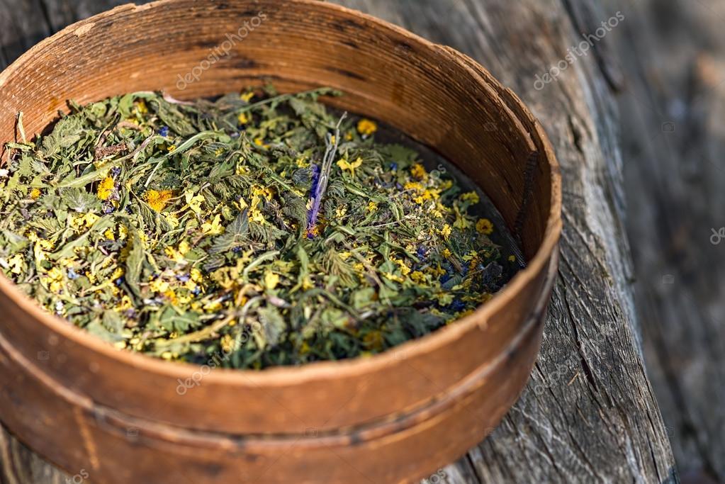 Medicine herb plants