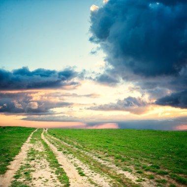 Field road
