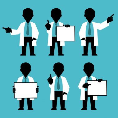 Character IT specialist, scientist, doctor
