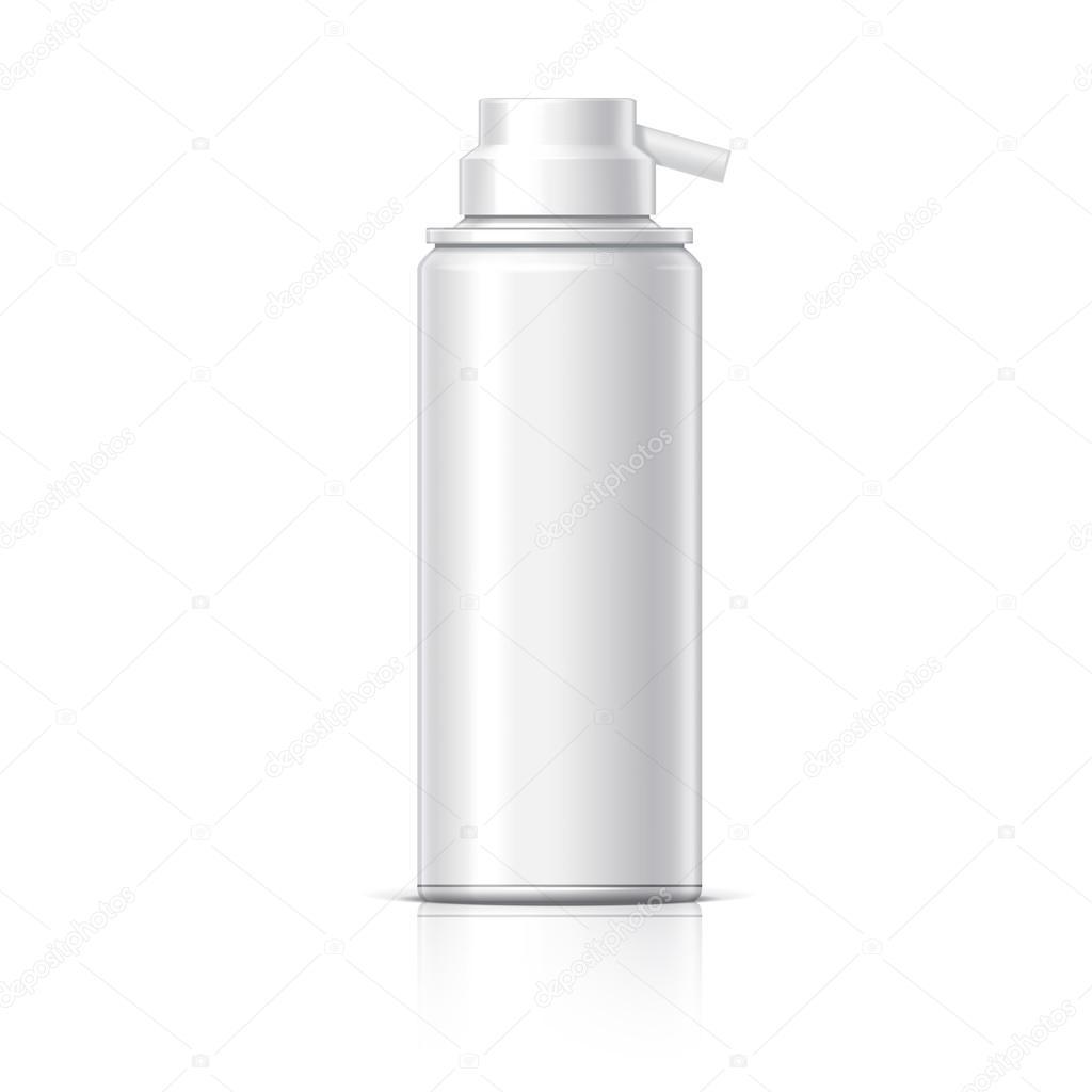 bouteille en verre cosmétique peut contenant pulvérisateur — image