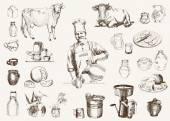 Produkci mléka
